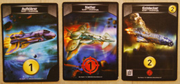 Star Realms Standardschiffe